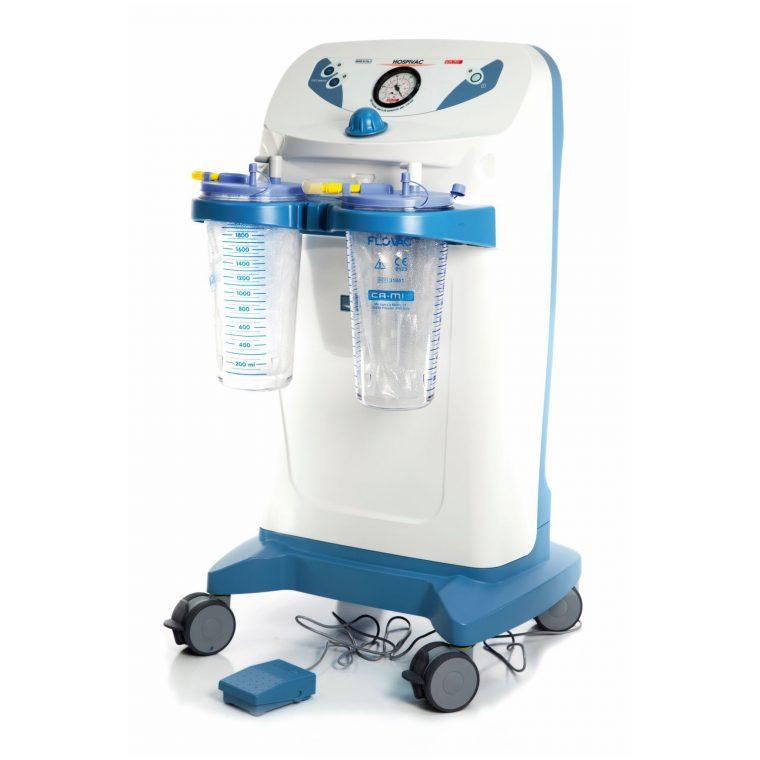 Hospivac 400 aspiration pump