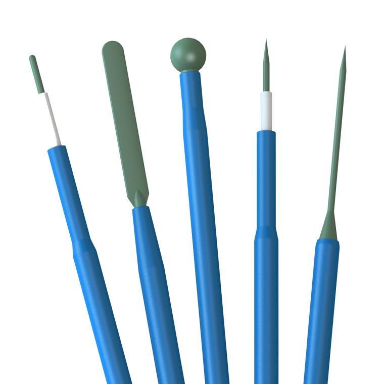 Prima non-stick electrode